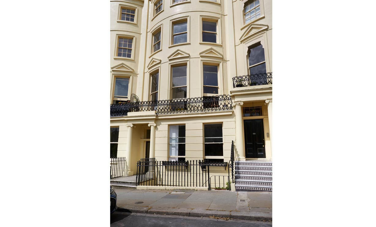 A one flat to rent in Brunswick Square BN3 with Nash Watson